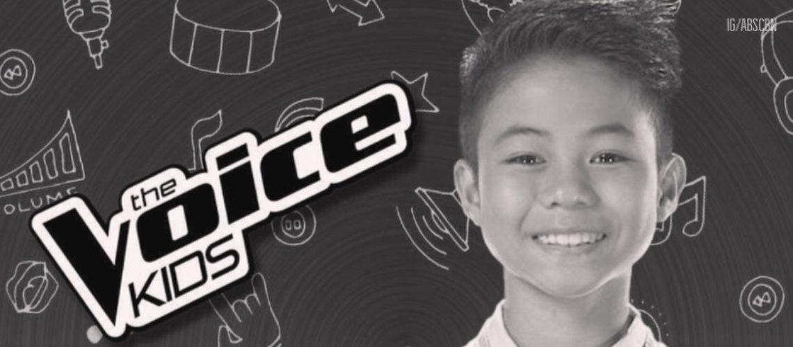 Team Sarah's Vanjoss Bayaban wins The Voice Kids 2019