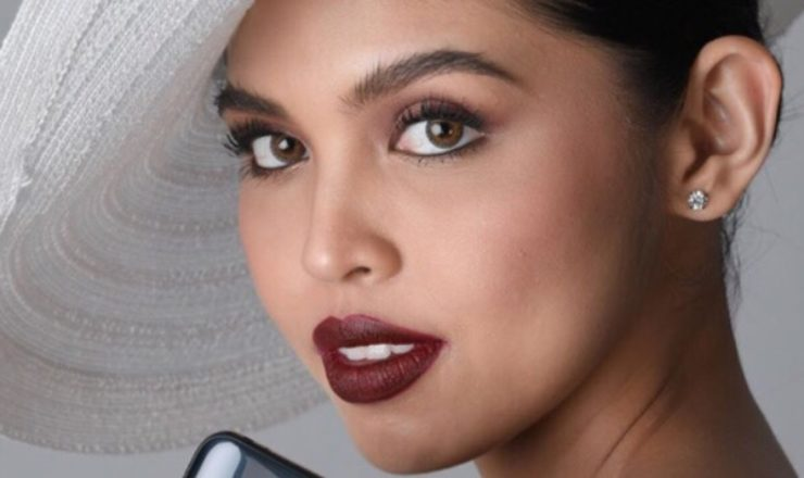 Maine Mendoza for Mega December 2019