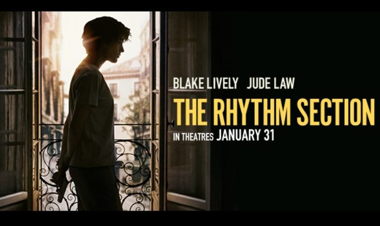 The Rhythm Section starring Blake Lively, Jude Law – Trailer