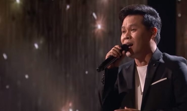 Preview of Marcelito Pomoy's semifinals performance on 'AGT: The Champions' trends on YouTube