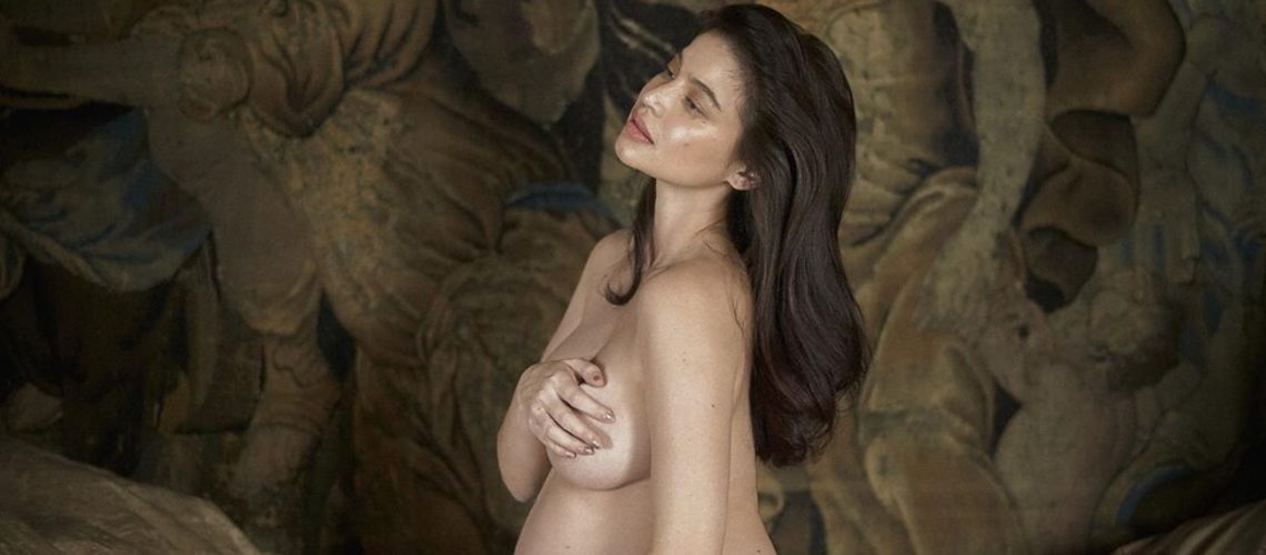 Anne Curtis is breathtaking in maternity photos