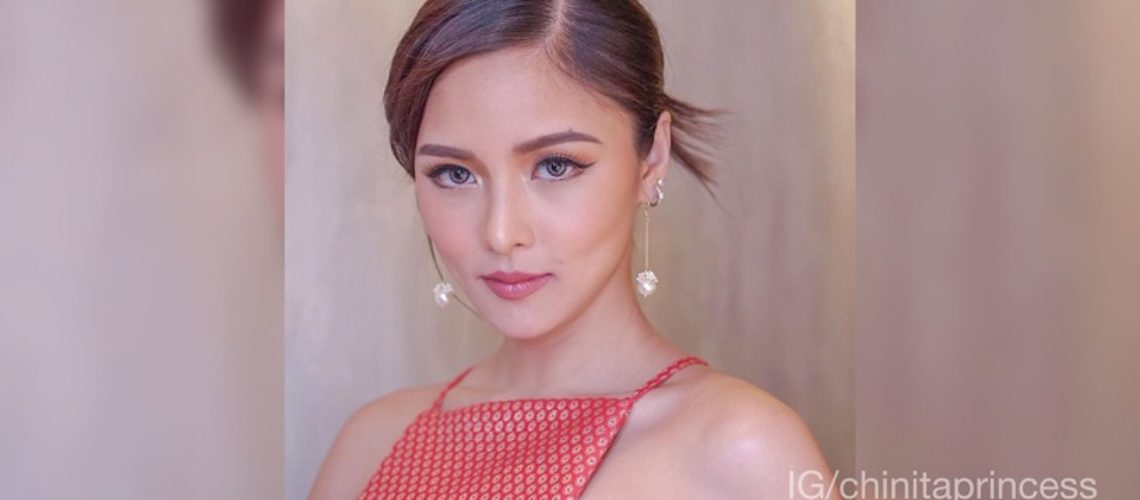Kim Chiu's van shot; actress safe