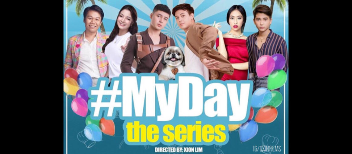 Miko Gallardo and Iñaki Torres sizzle in #MyDay The Series
