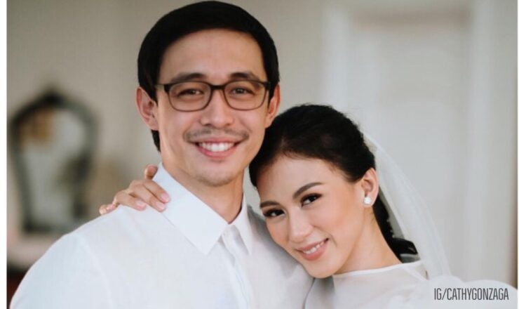 Alex Gonzaga marries Mikee Morada