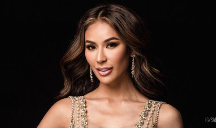 Samantha Bernardo is Miss Grand International 2020 1st runner-up