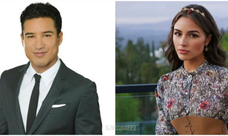 Olivia Culpo, Mario Lopez to host The 69th Miss Universe competition