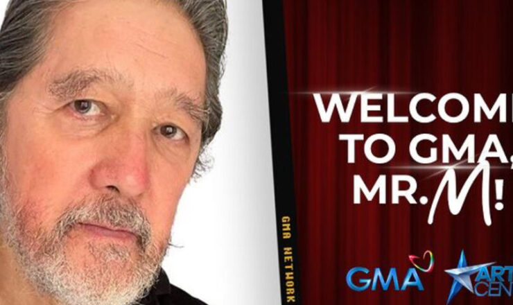 Mr. M is now a Kapuso