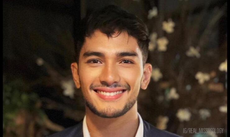Vote for John Adajar in Mister Supranational 2021