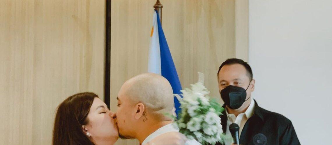 Angel Locin, Neil Arce are now married!