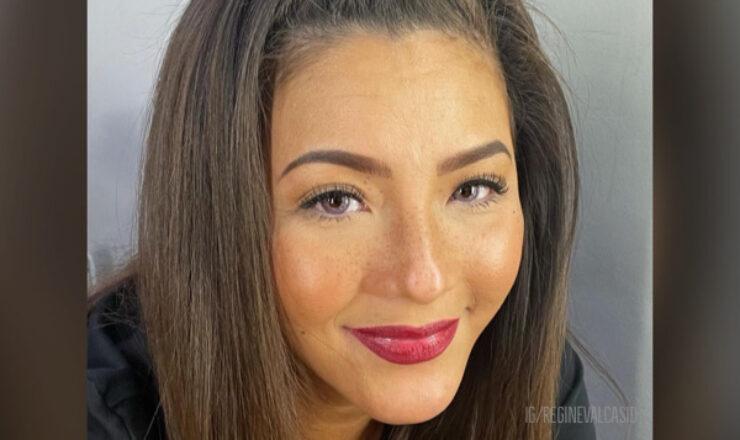 Regine Velasquez reacts to fans' sing-off video