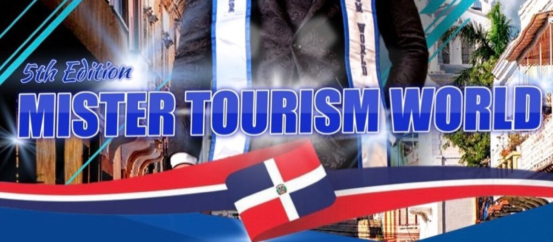 Mister Tourism World 2021 happens this December