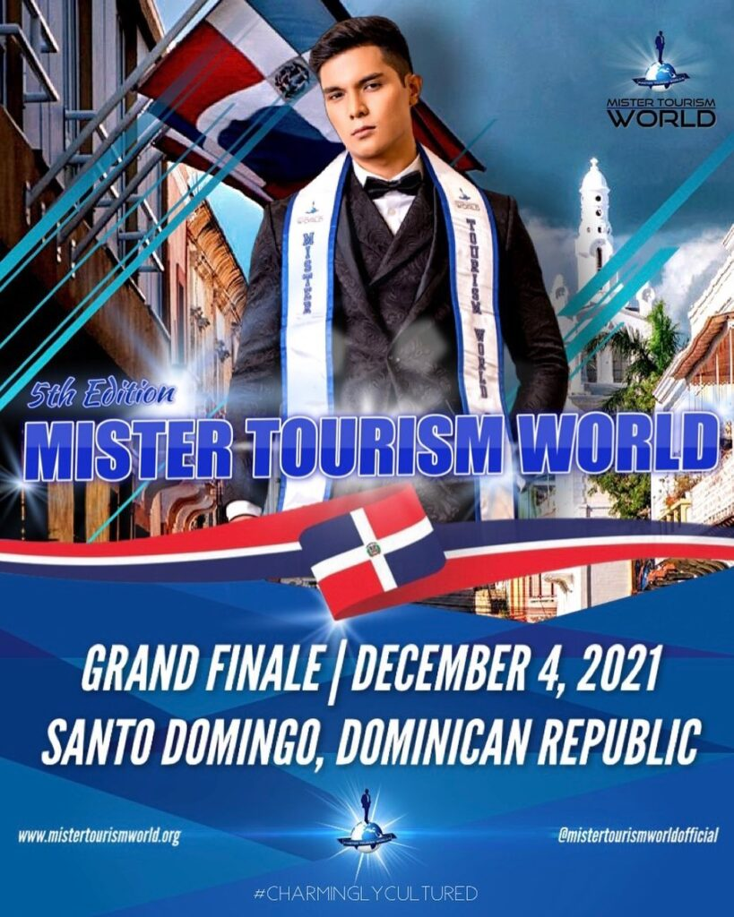 5th Mister Tourism World