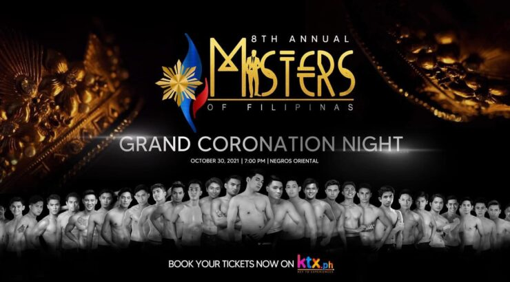 Misters of Filipinas 2021 reschedules finals to October 30