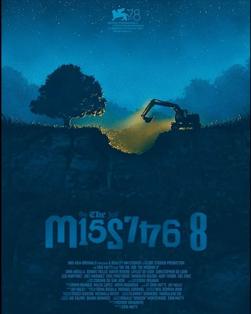 On The Job: The Missing 8 poster