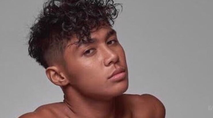 Mister Grand Philippines 2021 is Michael Ver Comaling